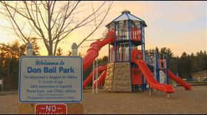 derry nh don ball park