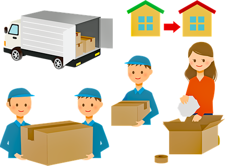 Moving services in Windham