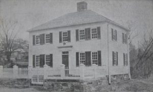 the pld building of Phillips Exeter Academy