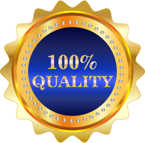 Our movers Lee have 100% quality label