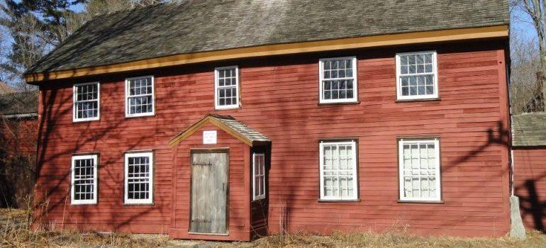 Benjamin Abbott's House.
