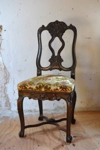You can'y store antique furniture anywhere