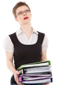 Storing business paperwork properly will help your workers