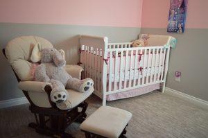 A crib