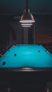 pool table movers NH can help you relocate a pool table easily