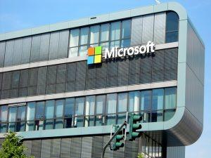 Microsoft bulding