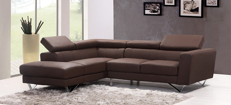 A big couch