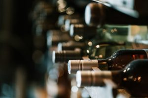 When packing and moving a wine collection make sure that corks stay wet
