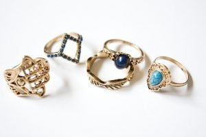 A few rings