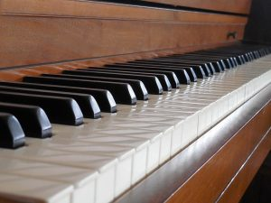 a piano - Items that require climate-controlled storage