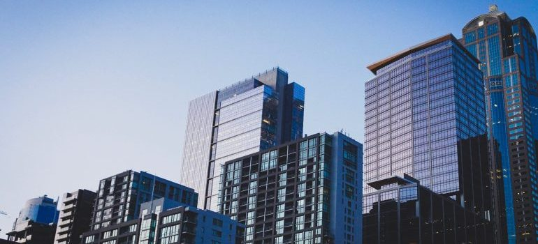 office buildings for real estate investments