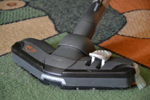 vacuum you will use to sanitize your office before and after the move