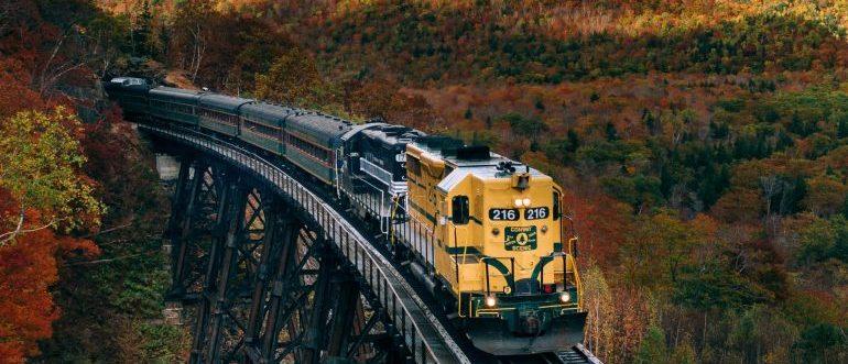 NH railroad