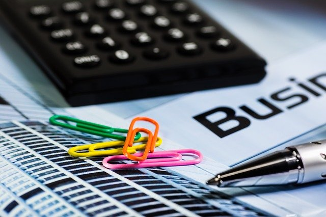 a calculator - reduce business moving expenses