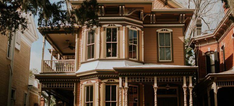 Victorian home in Merrimac