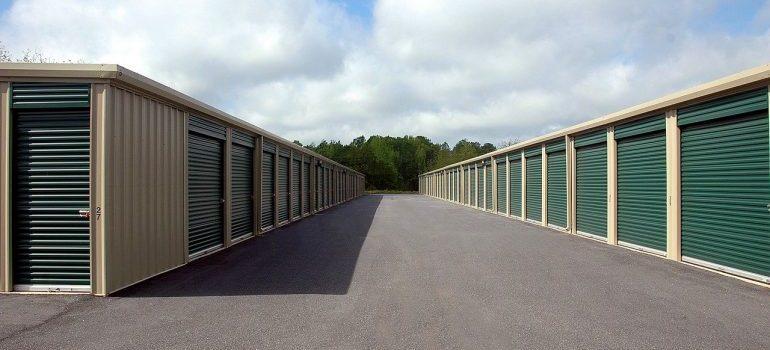 compare storage costs in York