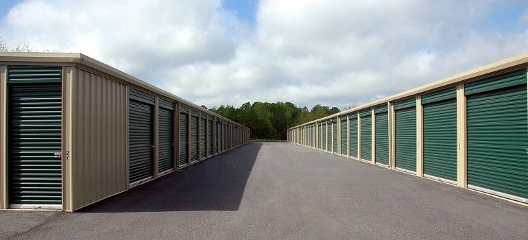 renting temporary storage in NH
