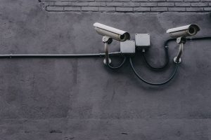 security cameras as a part of qualities of a good storage unit in NH