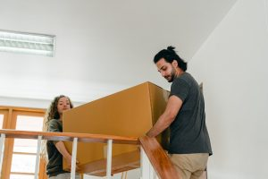 cheap moving solutions in Merrimack mean that you may have to carry your items when moving